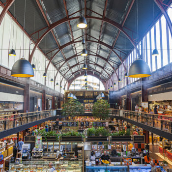 Les halles de la gare du sud : food & shopping !