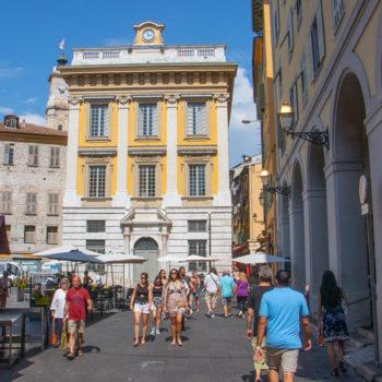 La place Saint François