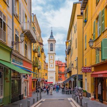 Le Vieux-Nice et ses boutiques artisanales et trendy