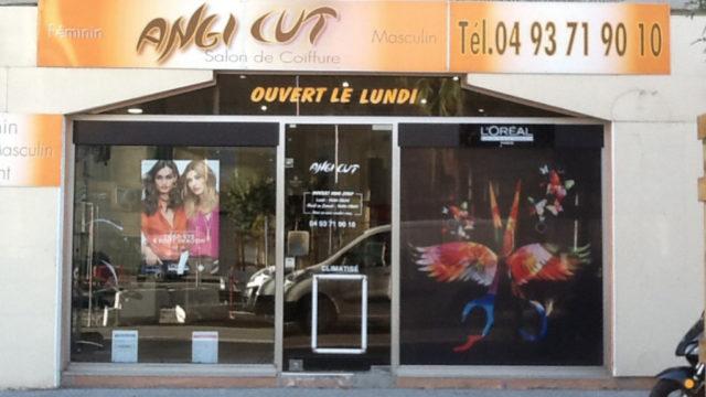 Coiffeur Angi-cut à Nice