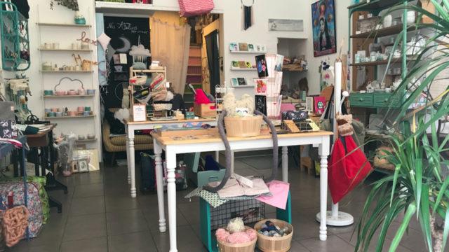 Atelier-boutique Mellli Mello à Nice