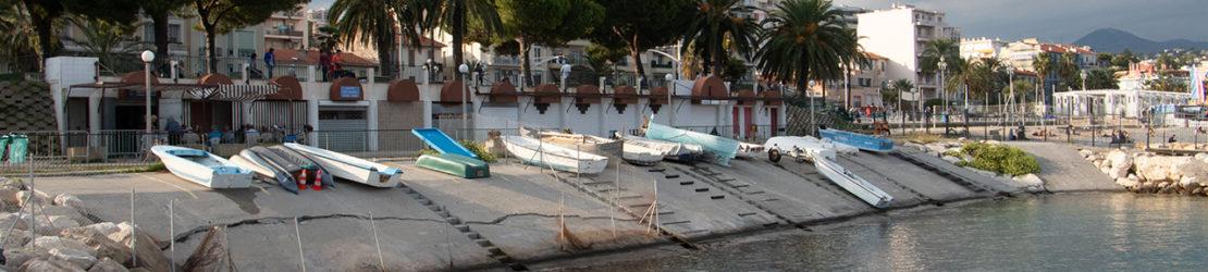 Le port de Carras