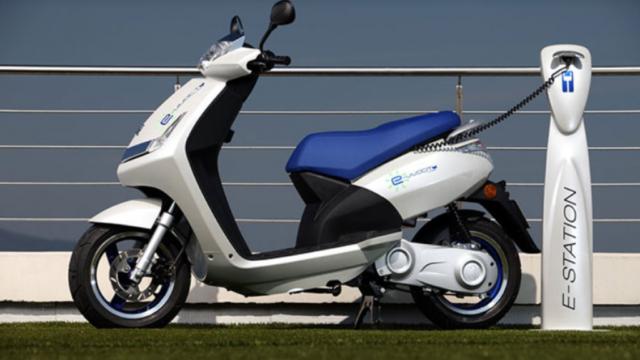 Scooter Peugeot Calviera