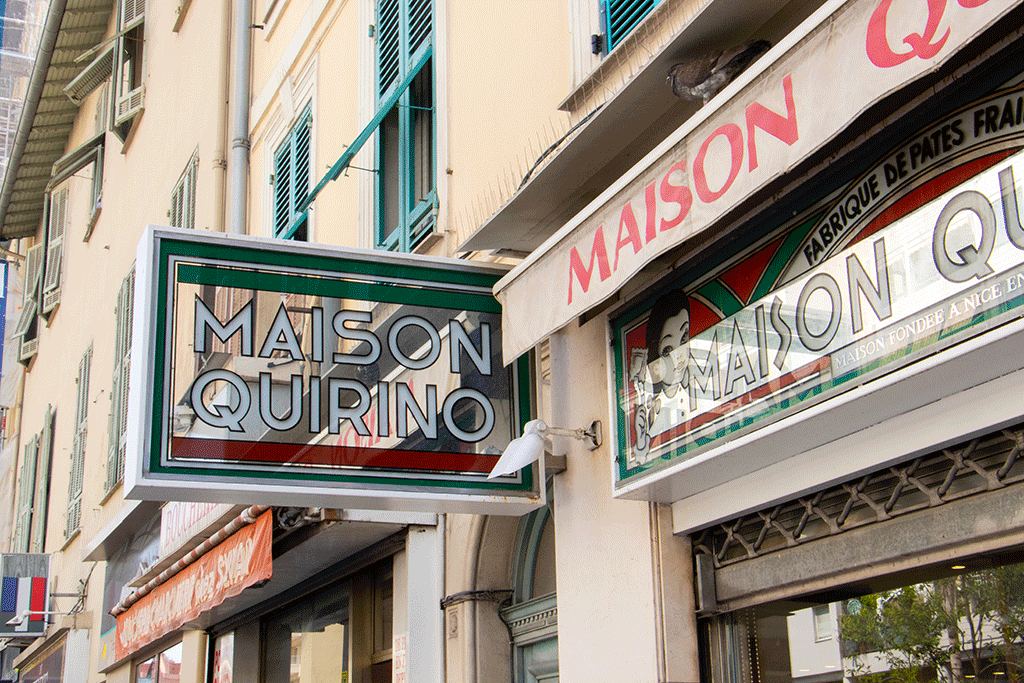 Maison Quirino à Nice