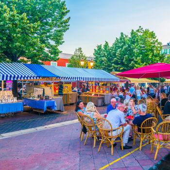 Il mercato di Corso Saleya