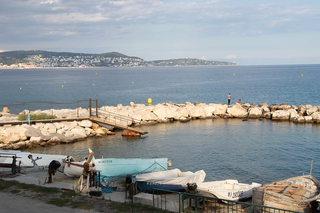port de carras à Nice