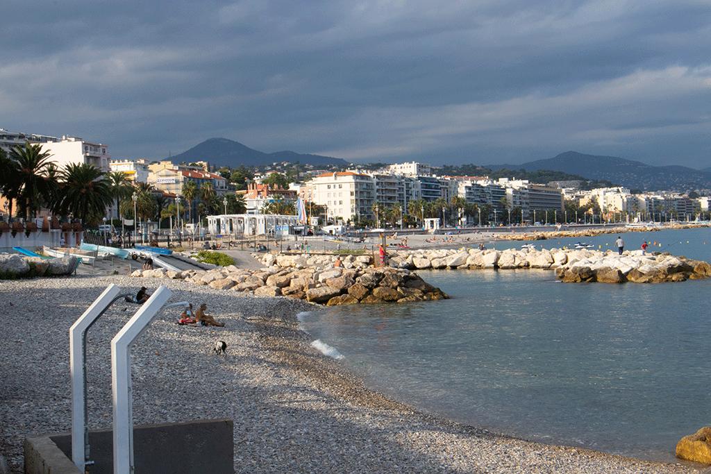 Promenade des Anglais Carras Nice