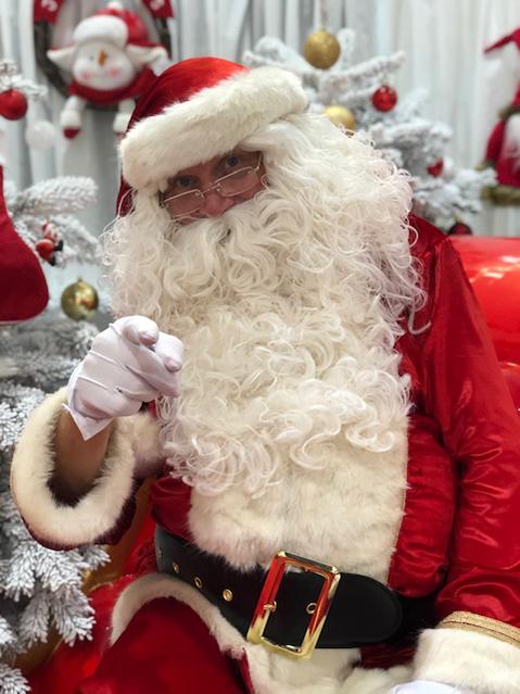 Père Noël à NICETOILE
