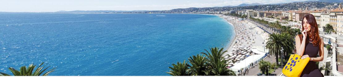 Sea, Shop & Sun : Nice, la destination shopping des vacances !